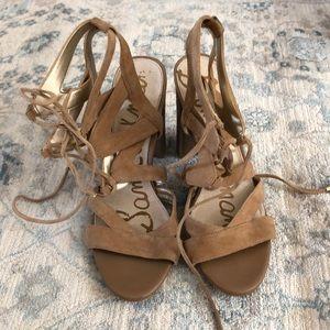 Sam edelman yardley heel - size 8